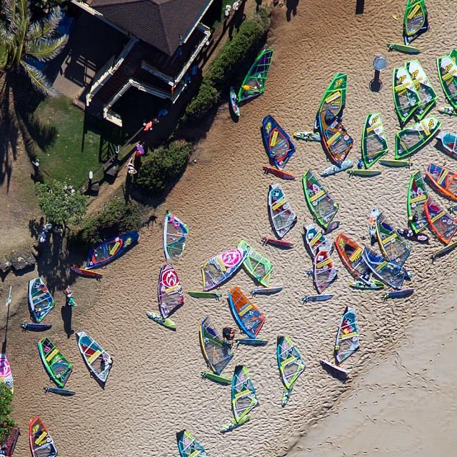 Hookipa. Final day. Single elimination. #bluesmiths #pwa #pwaworltour #alohaclassic #hookipa #windsurf #windsurfing