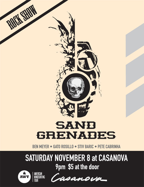 San-Grenades-Live-Poster